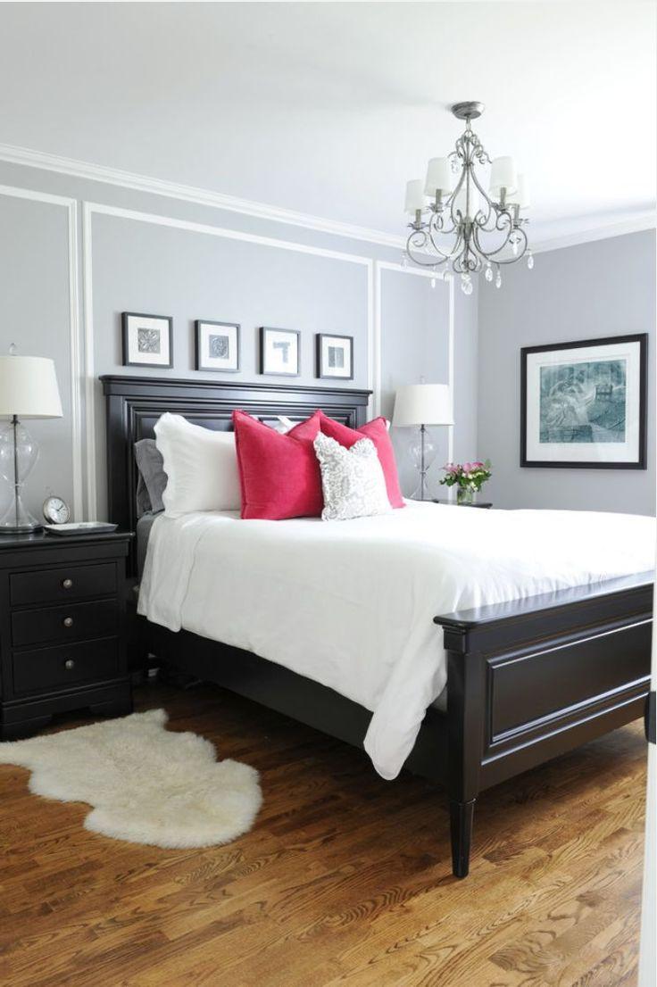 Расстановка мебели в спальне в колониальном стиле