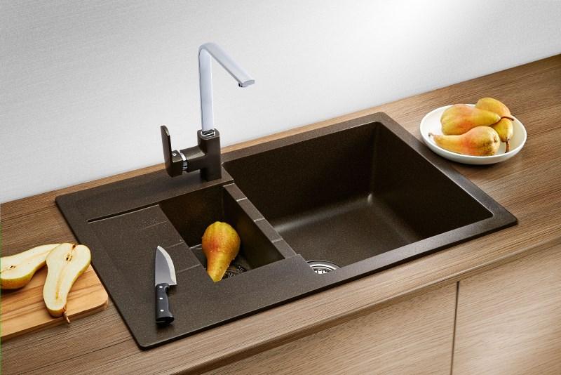 Комбинированный кухонный смеситель
