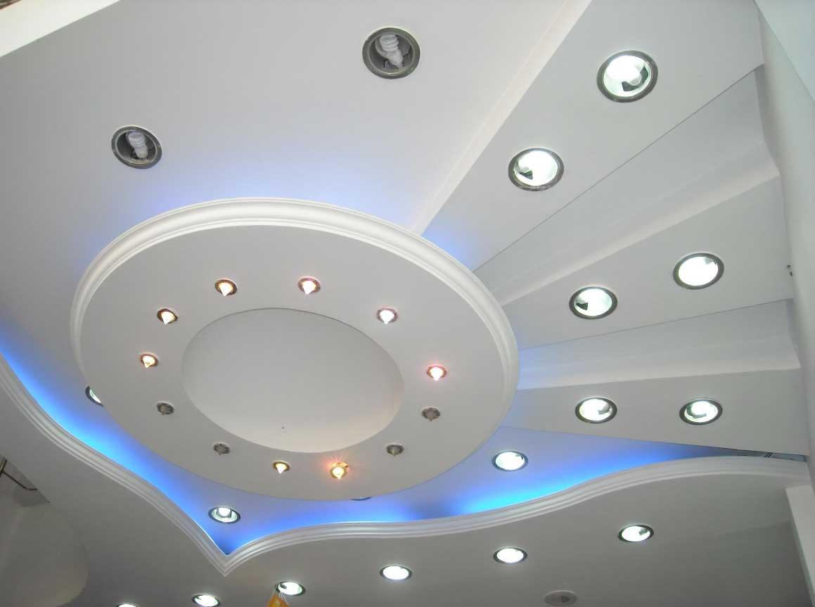 Круглые точечные светильники