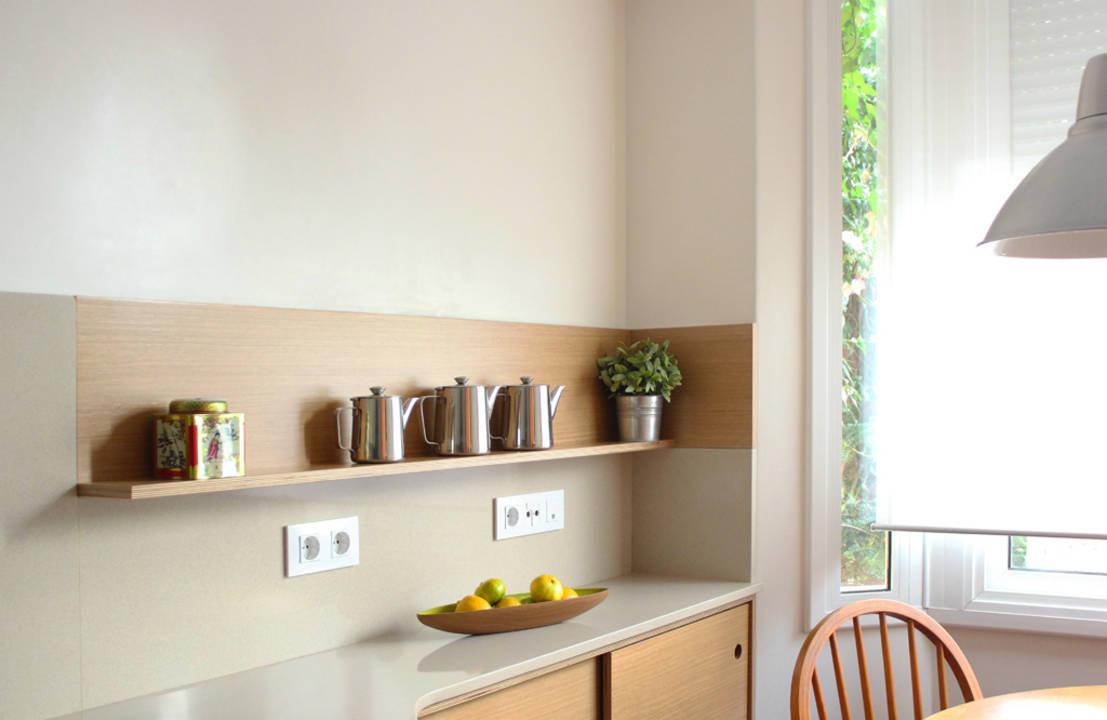 Маленькая кухня без шкафов