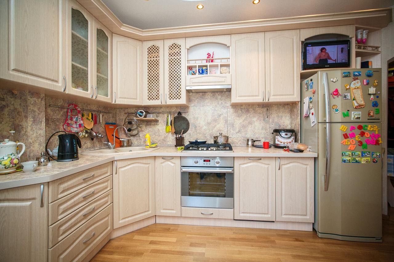 Кухонный фасад из МДФ в классическом стиле