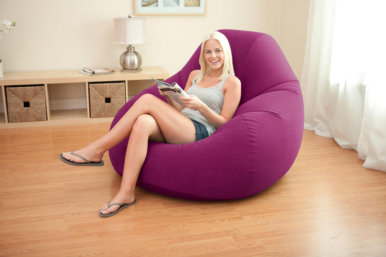 Надувное кресло-мешок