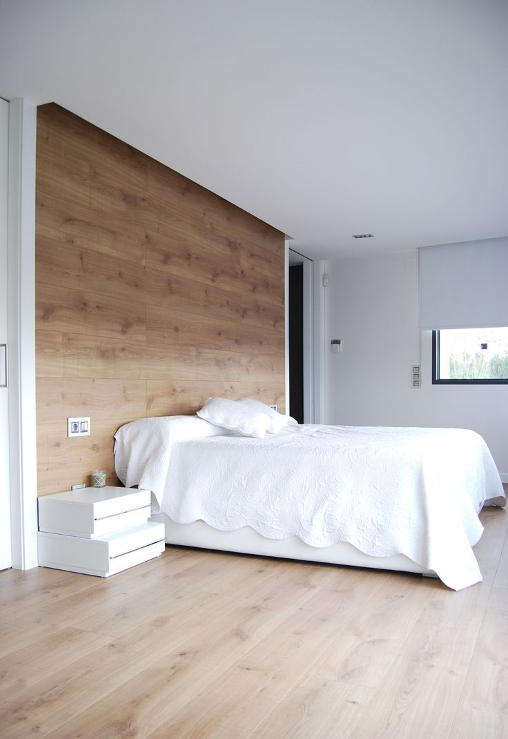 Расстановка мебели в спальне в стиле минимализм