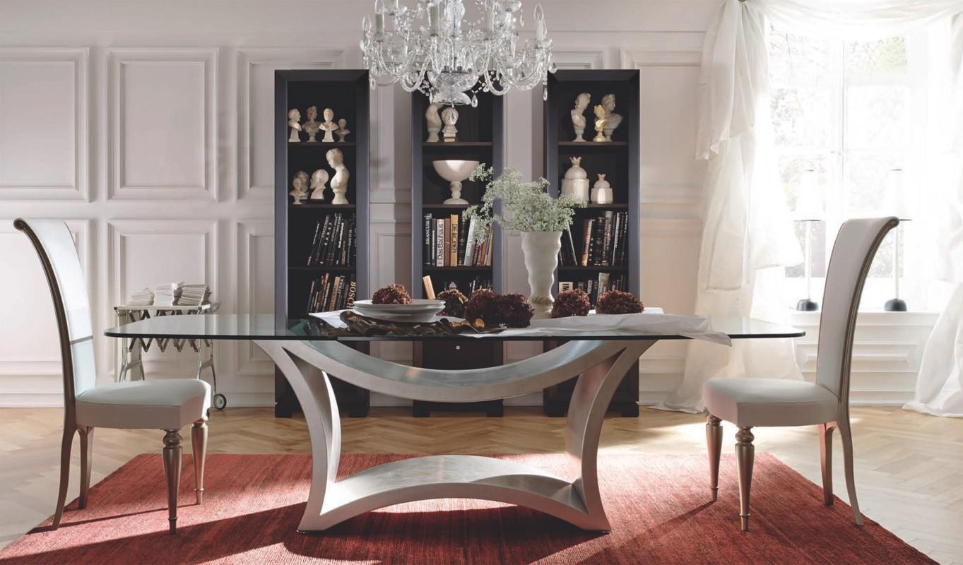 Столовый гарнитур в стиле модерн