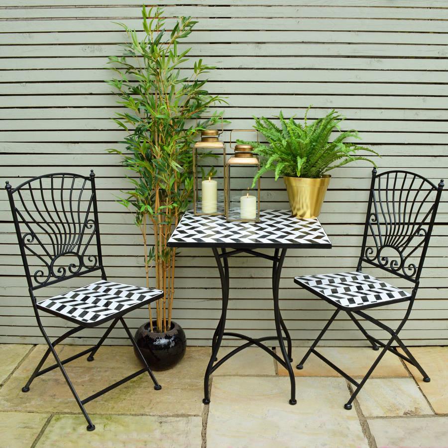 Садовые стулья в стиле модерн