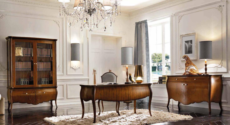 Мебель для кабинета в стиле модерн