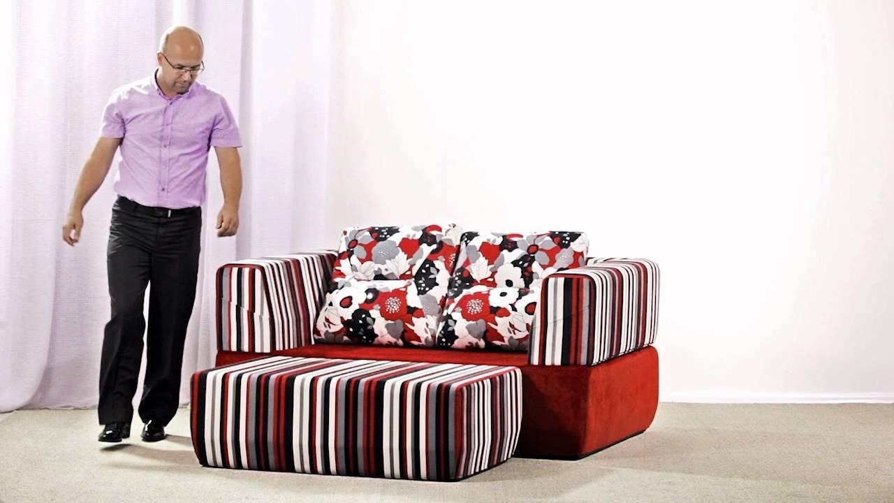 Мягкая бескаркасная мебель
