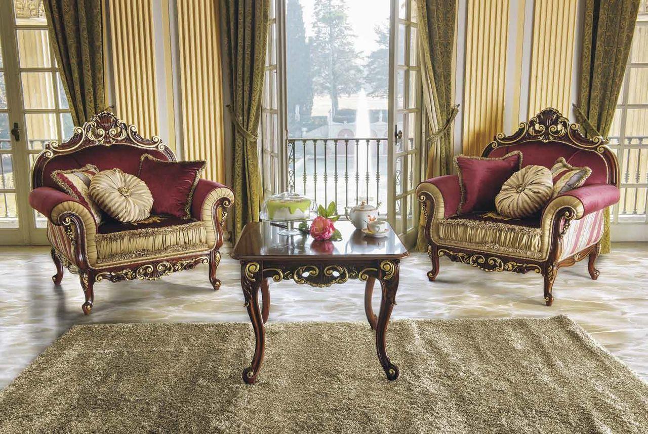 Мягкое кресло-трон