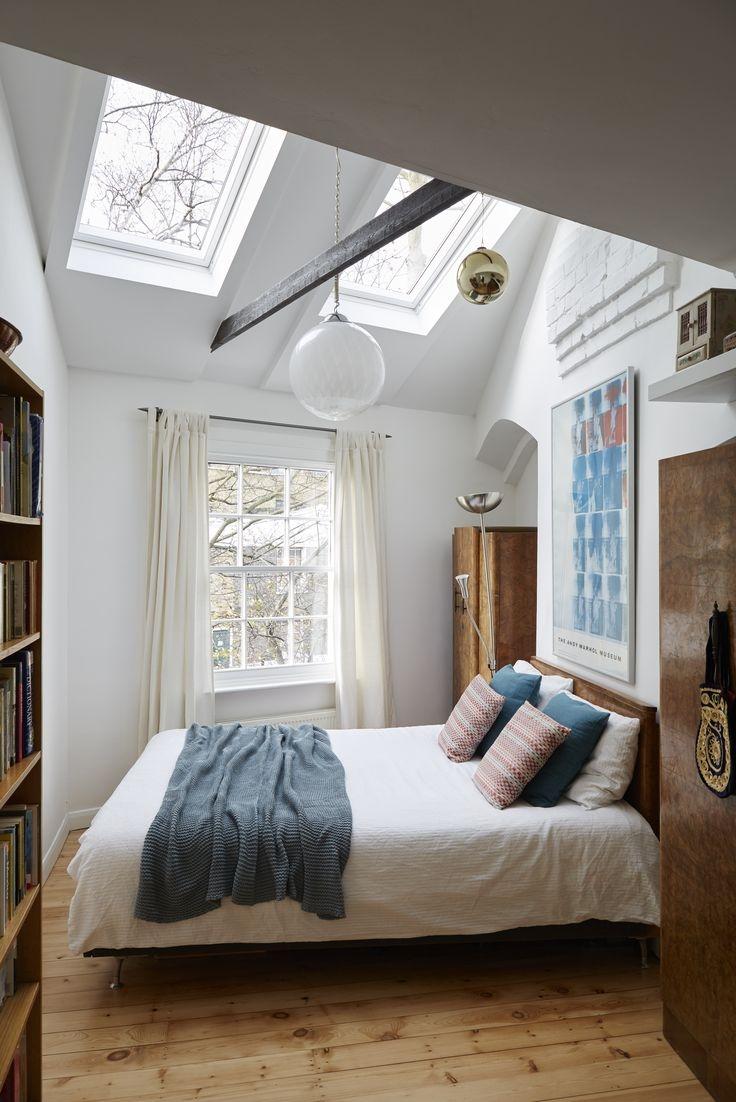 Правильное расположение кровати у окна в спальне