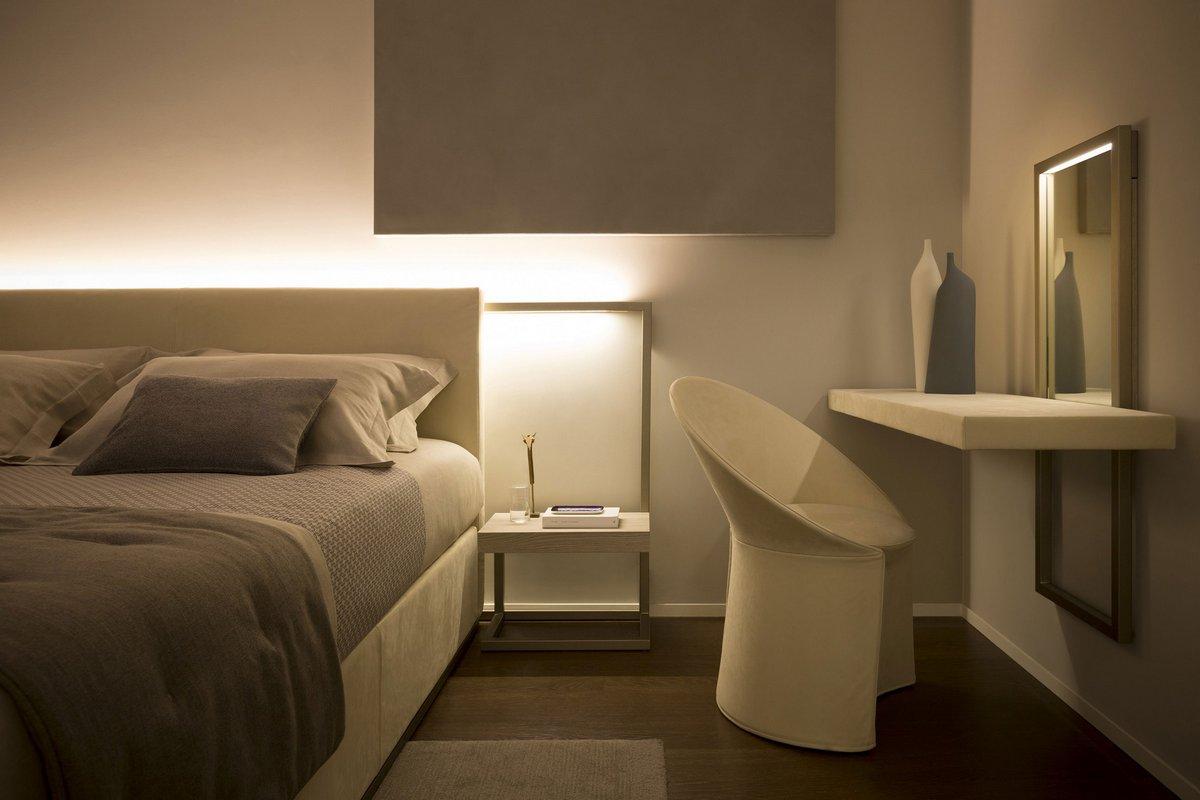Светодиодная приктроватная лампа