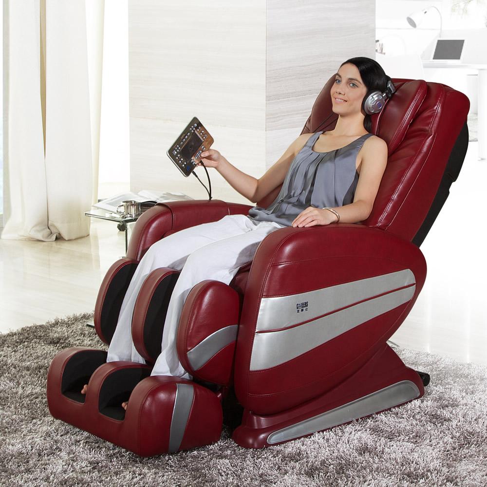 Кресло с ритм-массажем