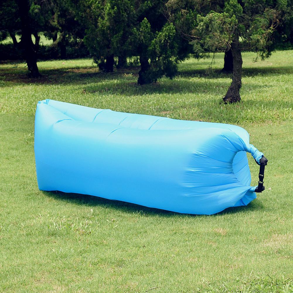 Надувной диван для сада