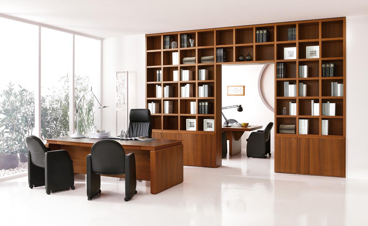 Кабинетный шкаф для бумаг
