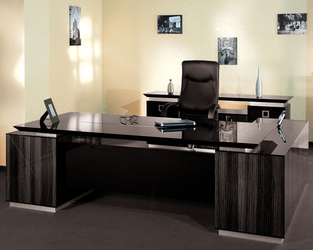 Мебель в современном дизайне для кабинета