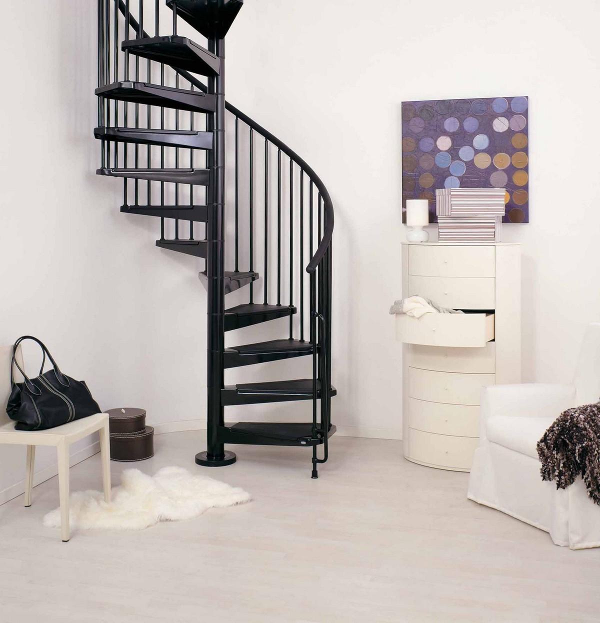 Стальная лестница