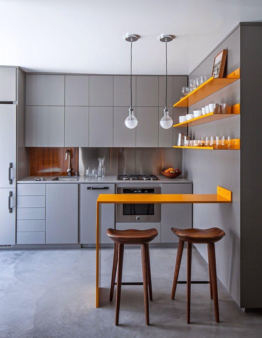 Дизайн двухкомнатной квартиры с яркими акцентами