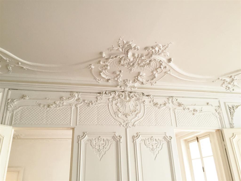 Декор из гипса в стиле барокко