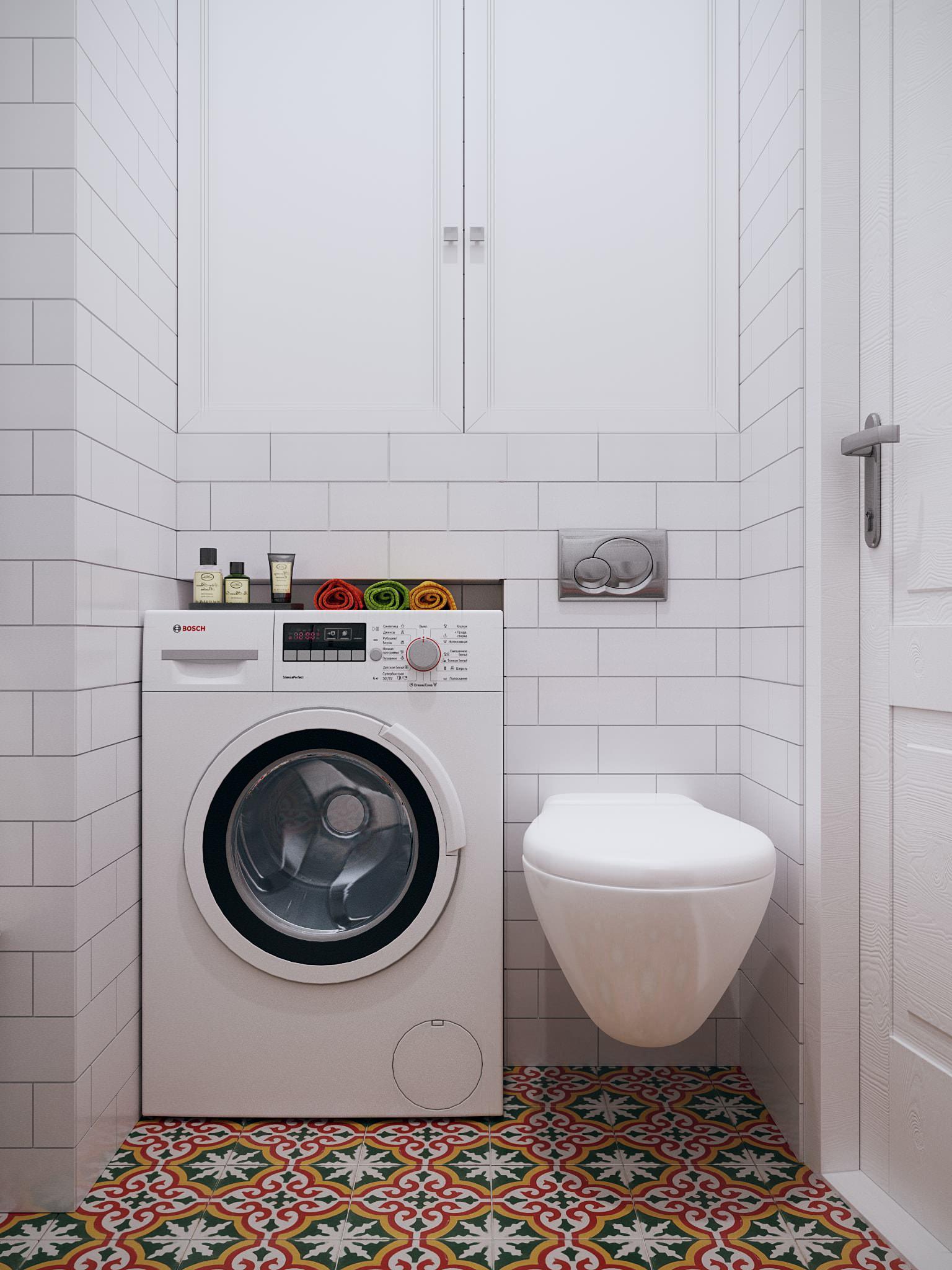 Автоматическая стиральная машина Bosch