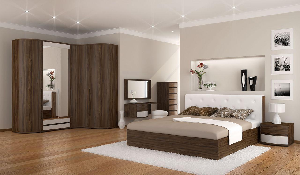 Спальный гарнитур из бука