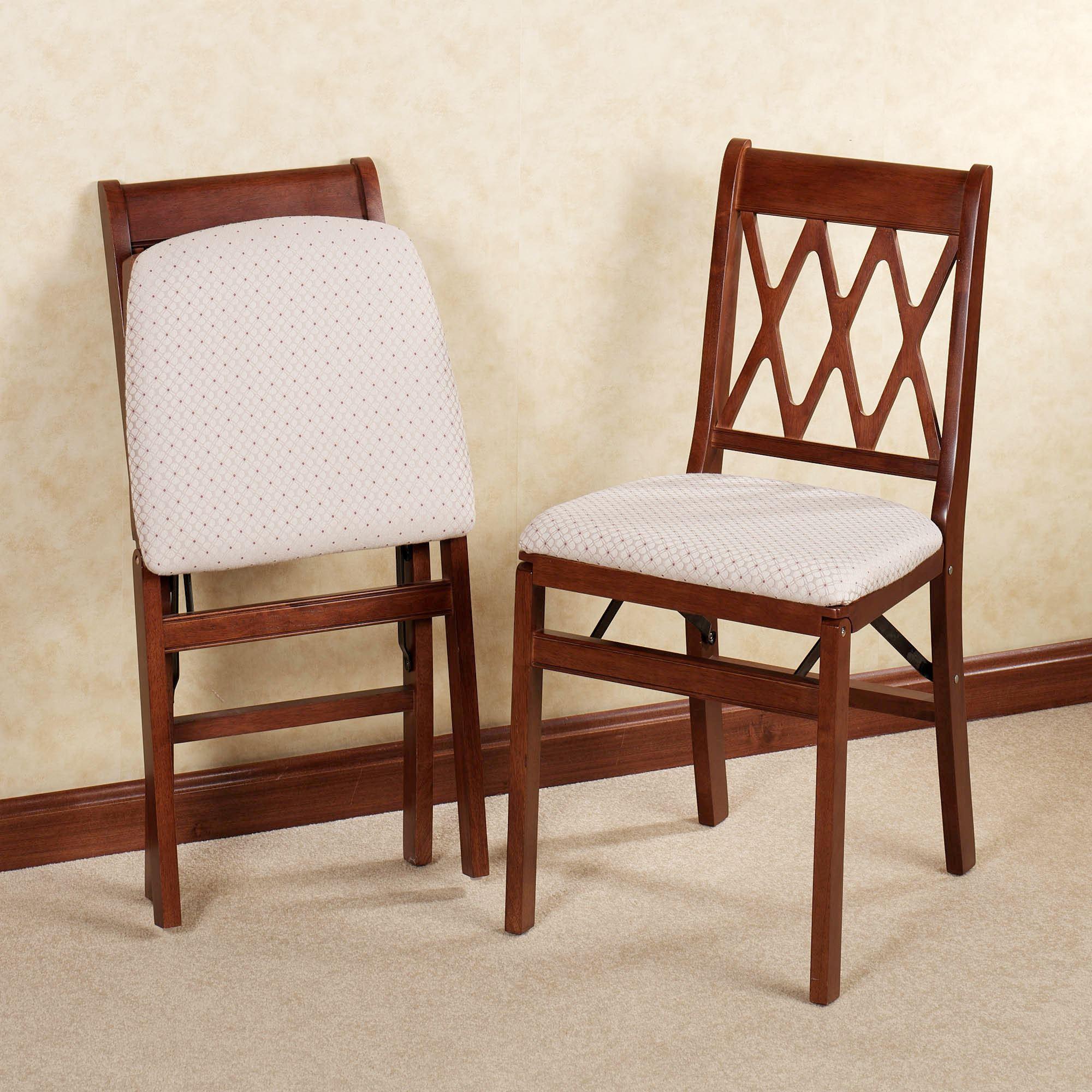 Классический складной стул