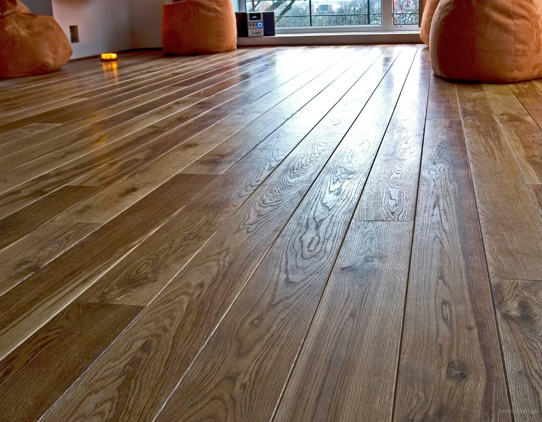 Плавающий деревянный пол