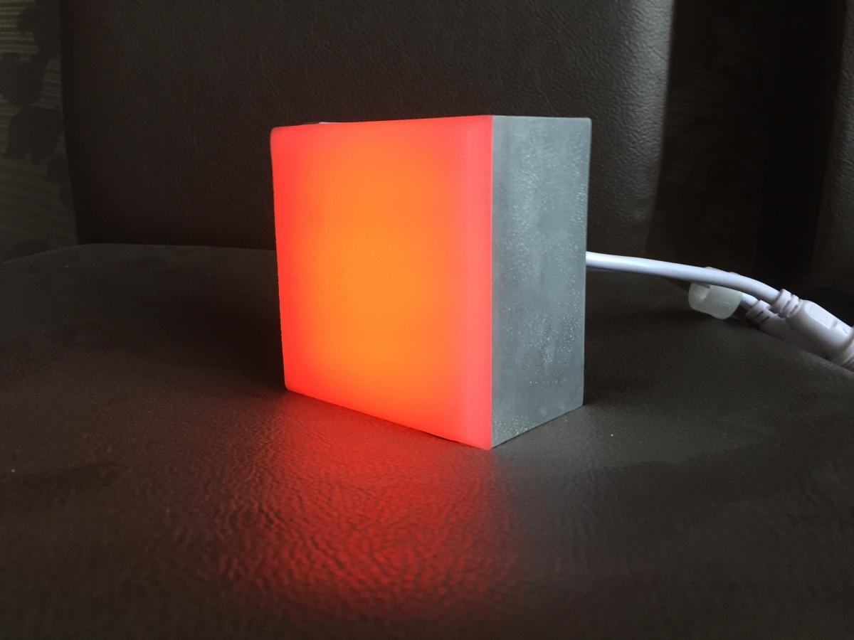 Плитка со светодиодной подсветкой