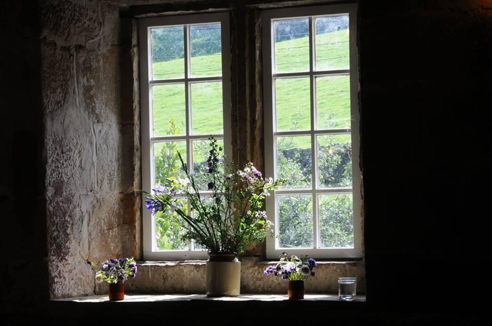 Реставрация окна в старом доме