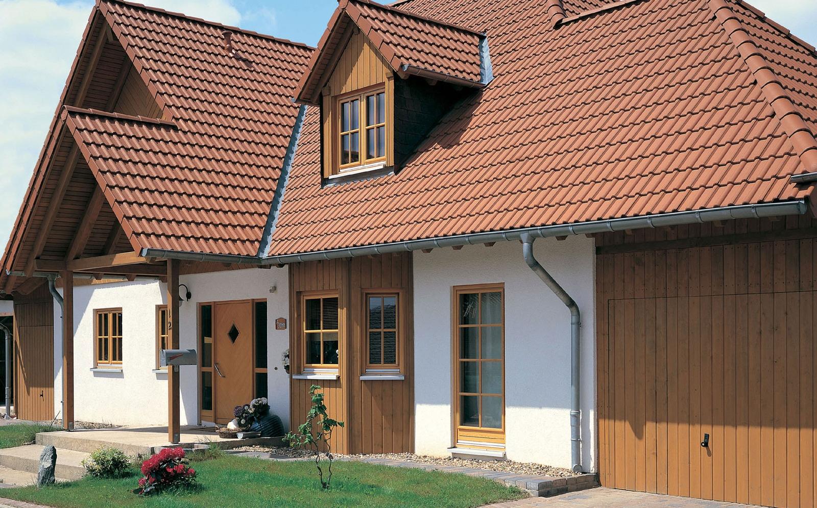 Вальмовая крыша в современном строительстве: особенности конструкции (21 фото)
