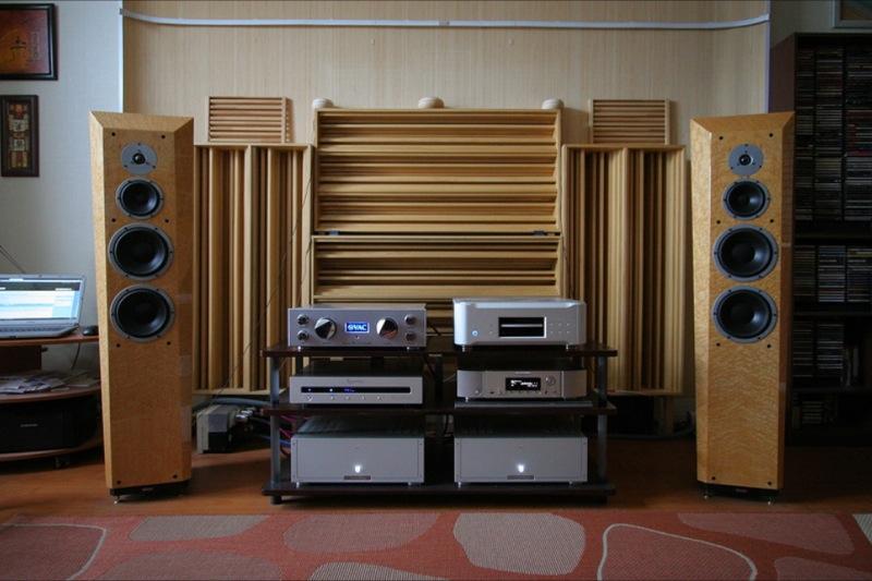 Домашняя аудиосистема