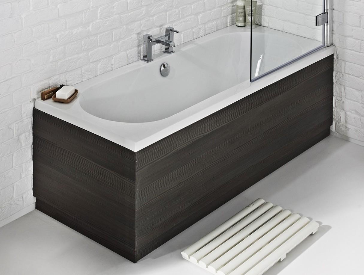 Смеситель на борт ванны с двумя отверстиями