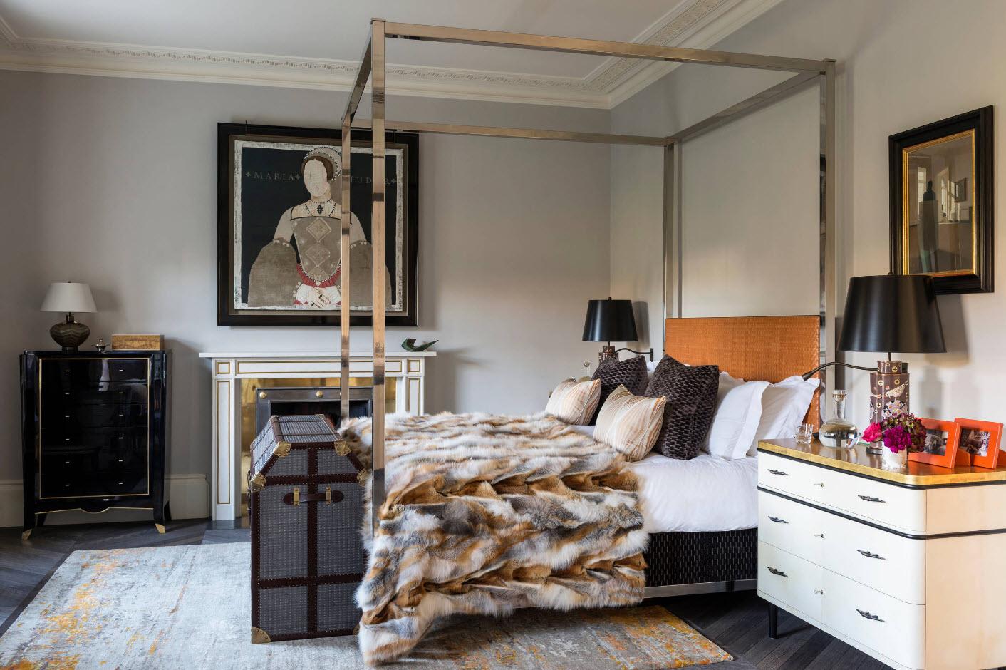 Дизайн спальни 2019