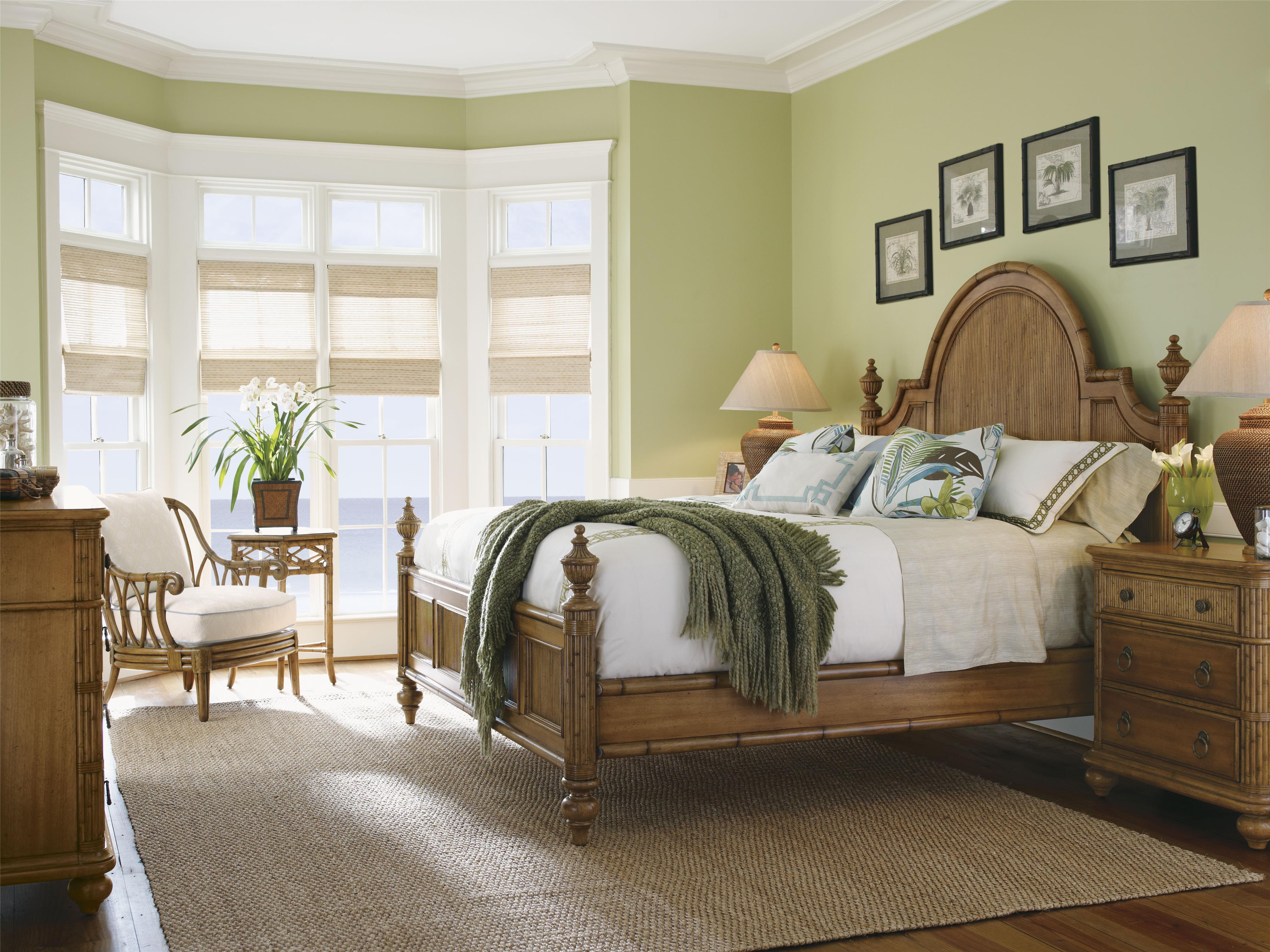 Спальный гарнитур в стиле этно