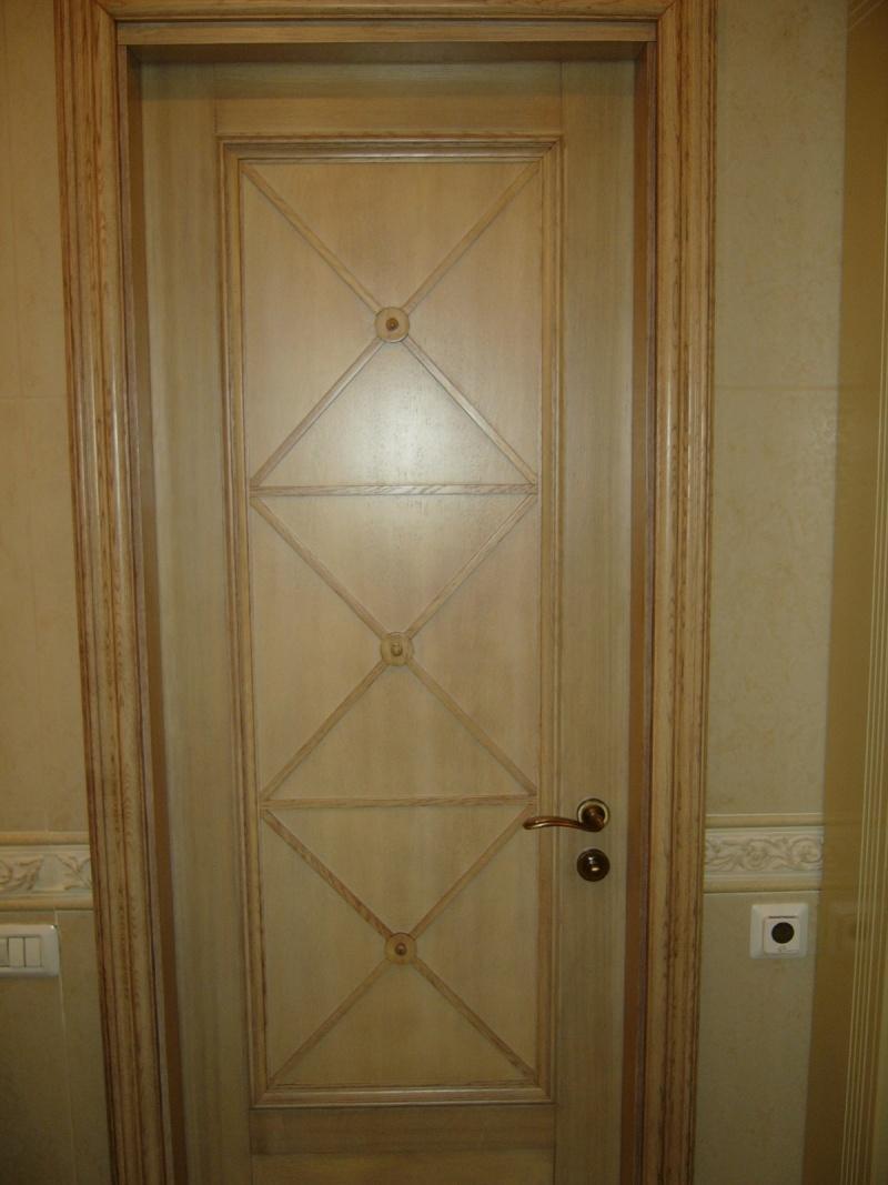 Реставрация филенчатой двери