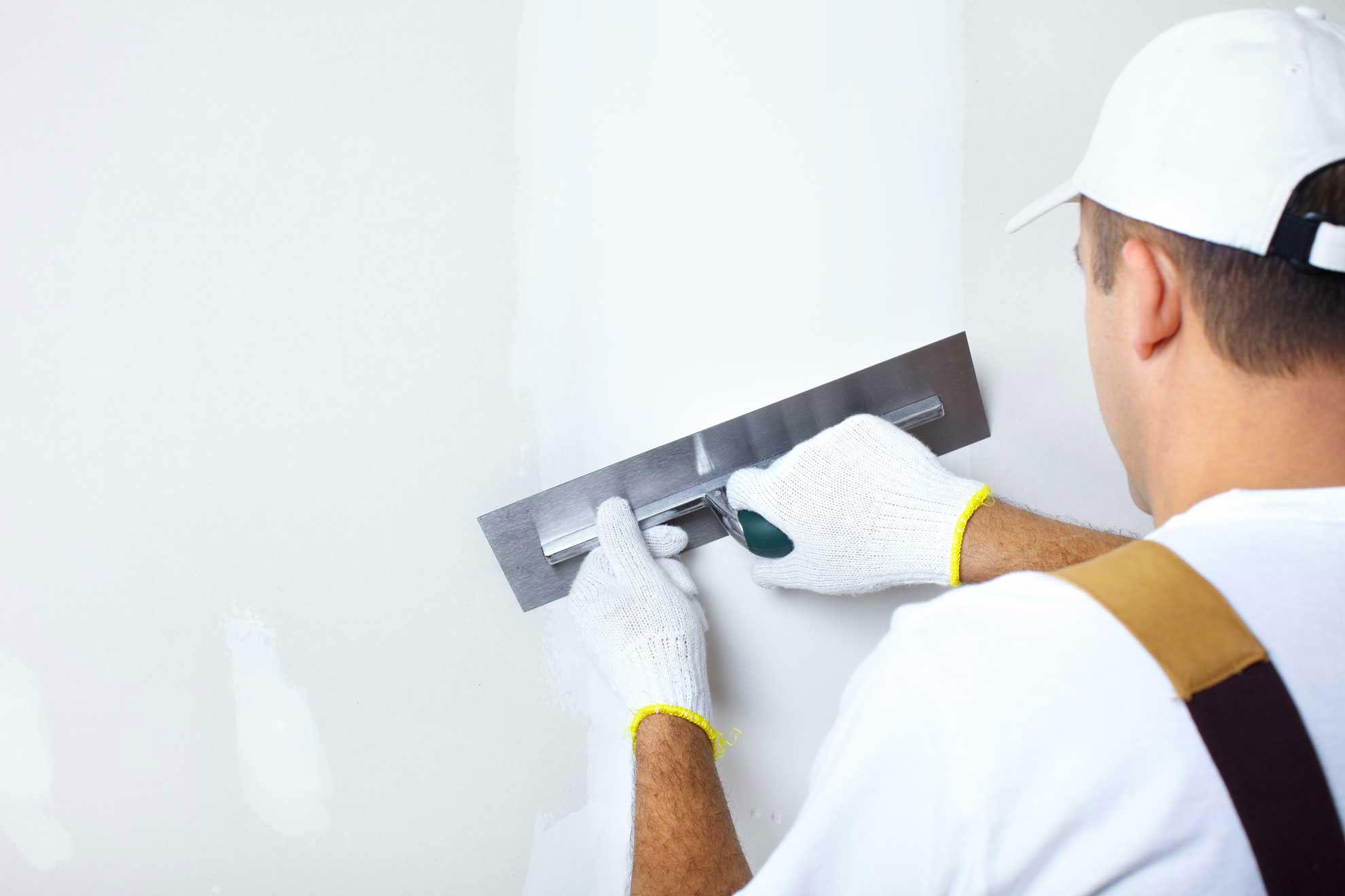 Финишное покрытие на шумоизоляционную стену