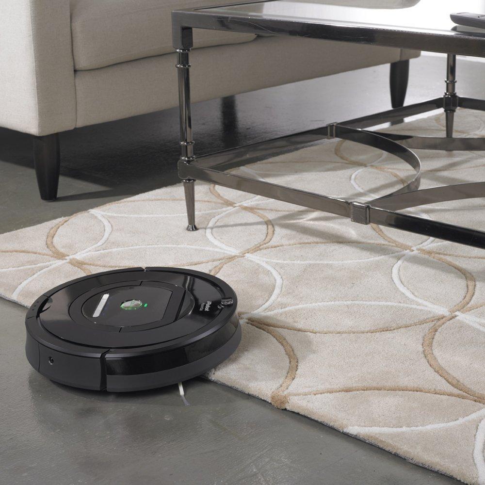 Робот-пылесос от фирмы iRobot