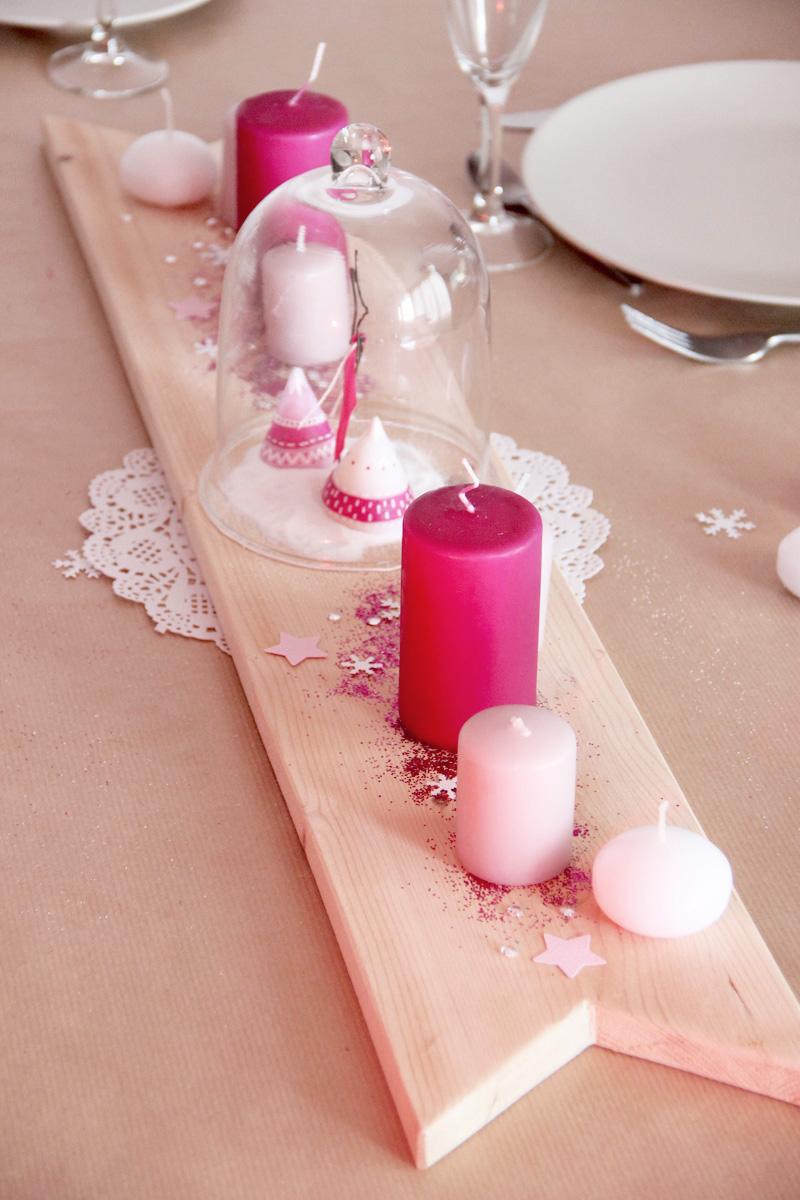 Декор свечи в стиле кантри