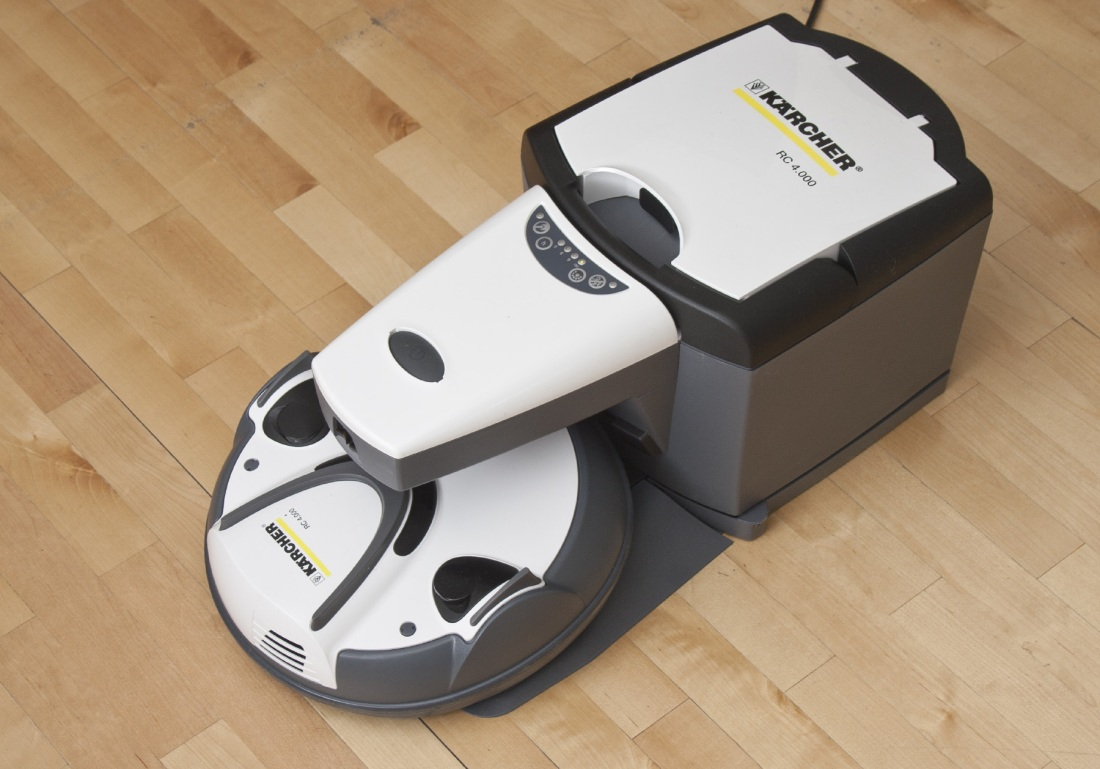 Робот-пылесос от фирмы Karcher