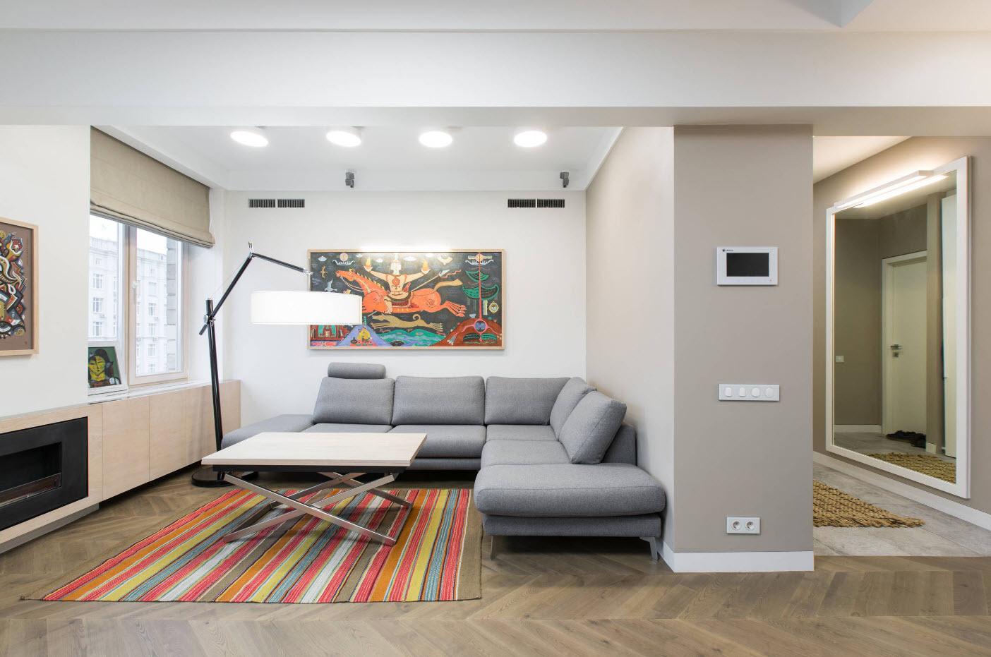 Дизайн гостиной 2017