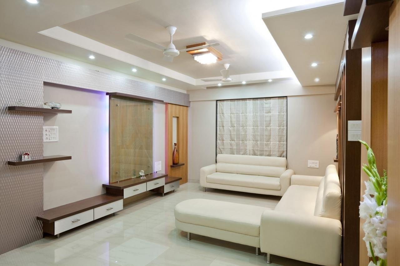 Светодиодная подсветка комбинированного потолка