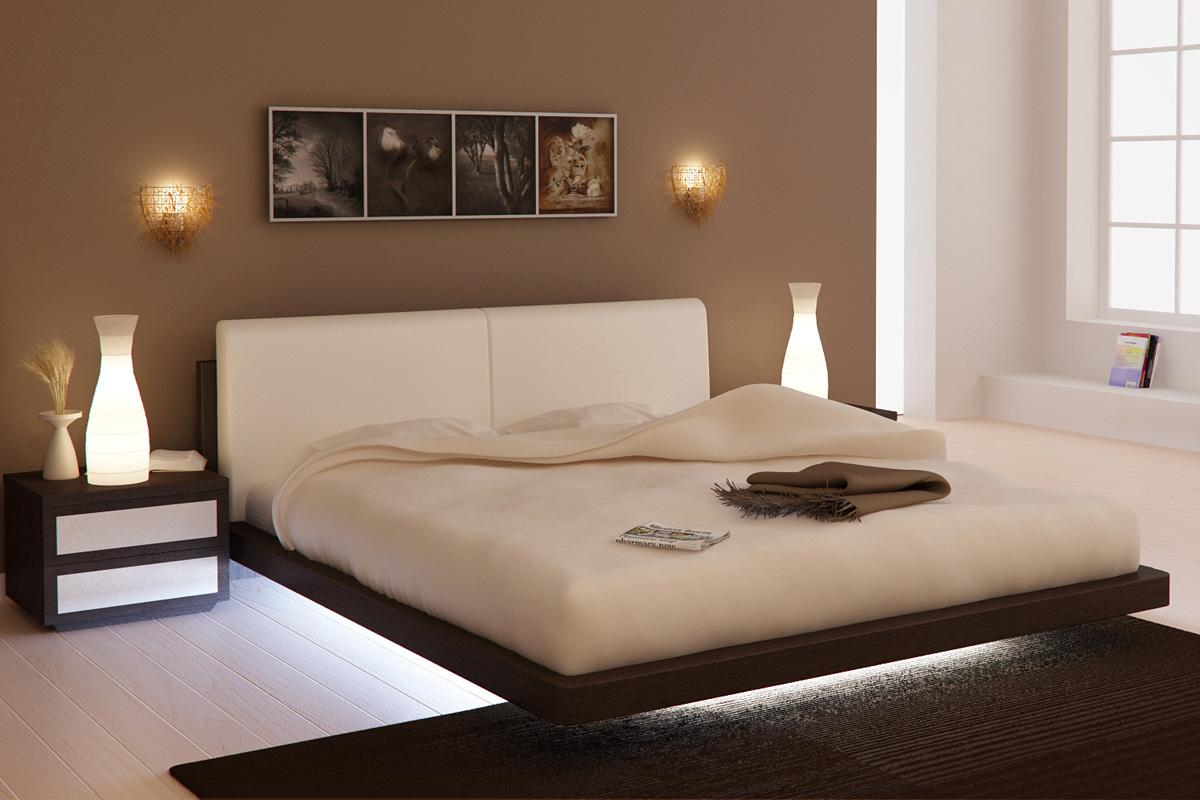 Мебельные светильники для кровати
