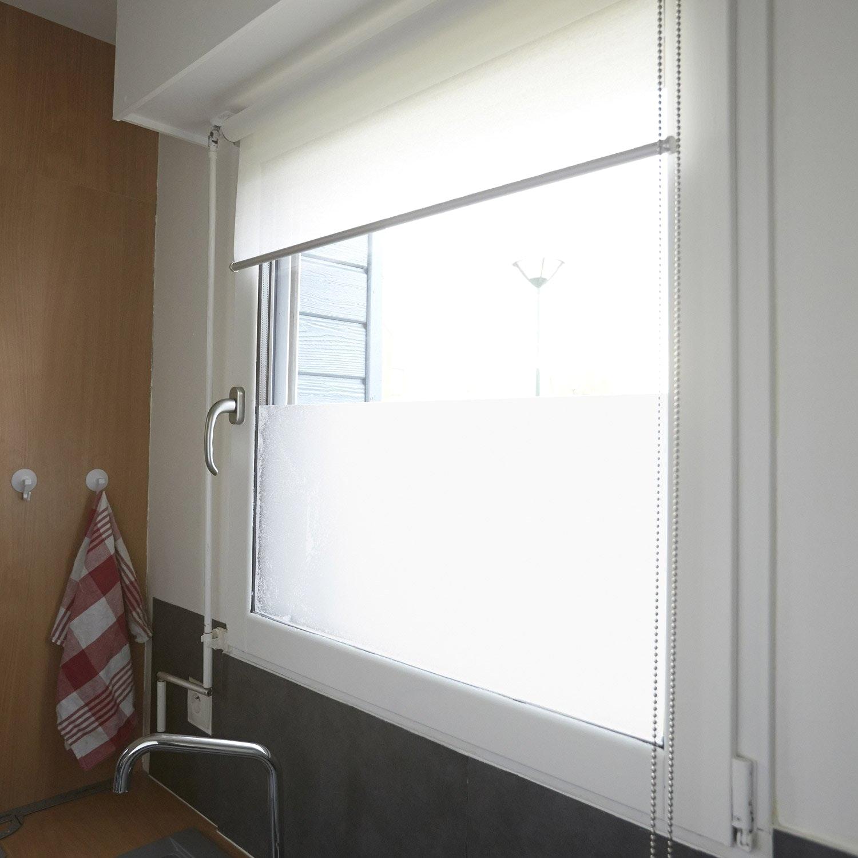 Витражная пленка на кухонное окно