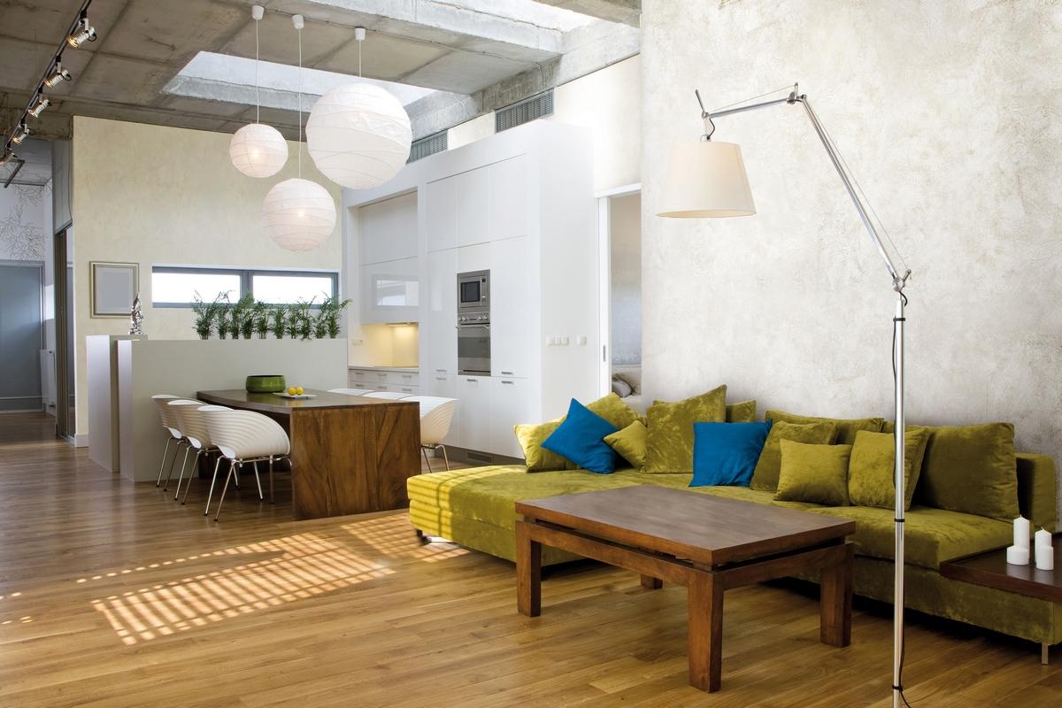 Перламутровая краска в декоре квартиры