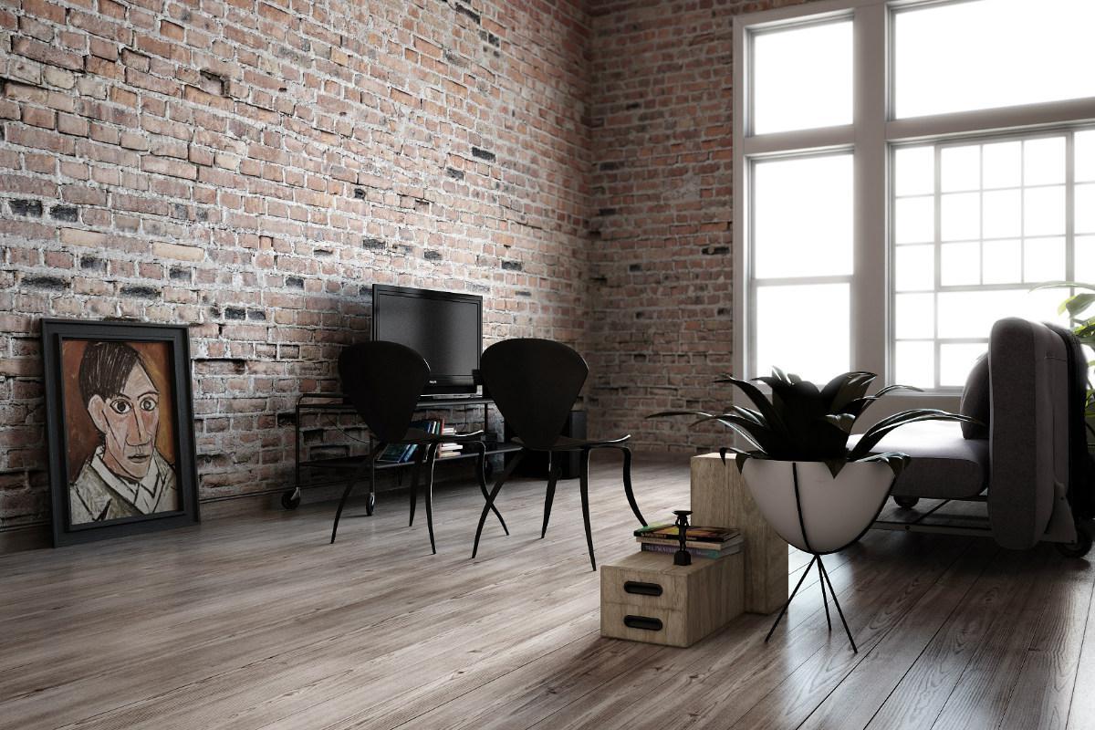 Водостойкий ламинат в квартире