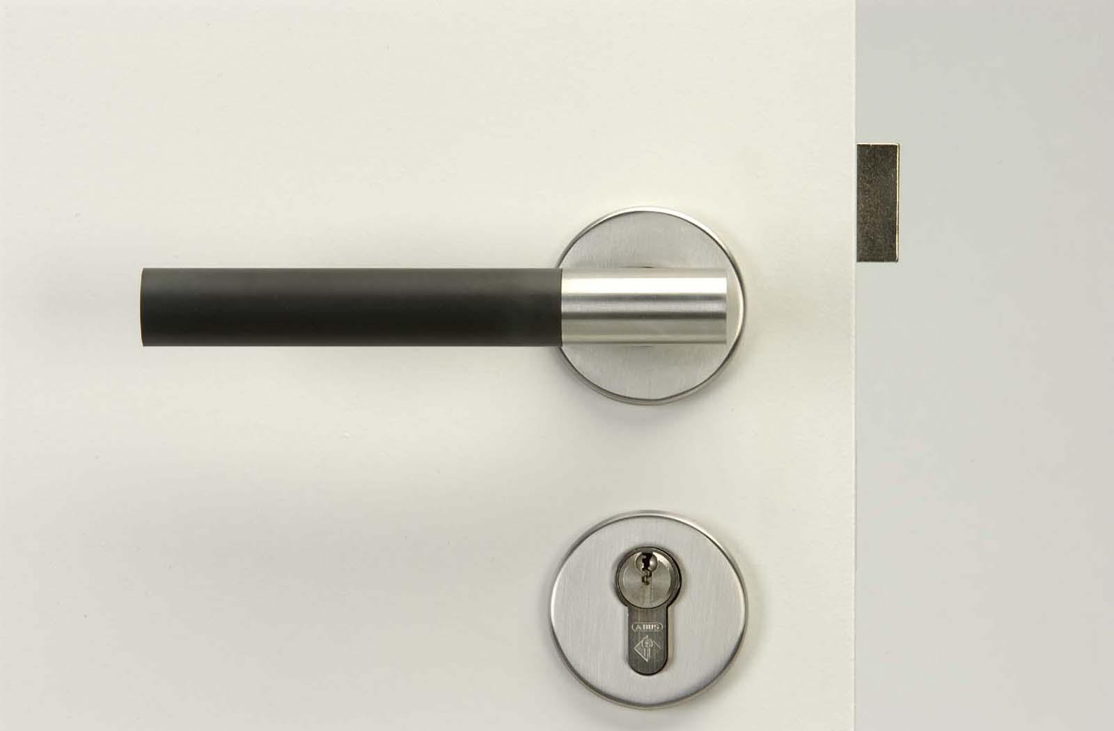 Ручка для межкомнатной двери в лаконичном дизайне