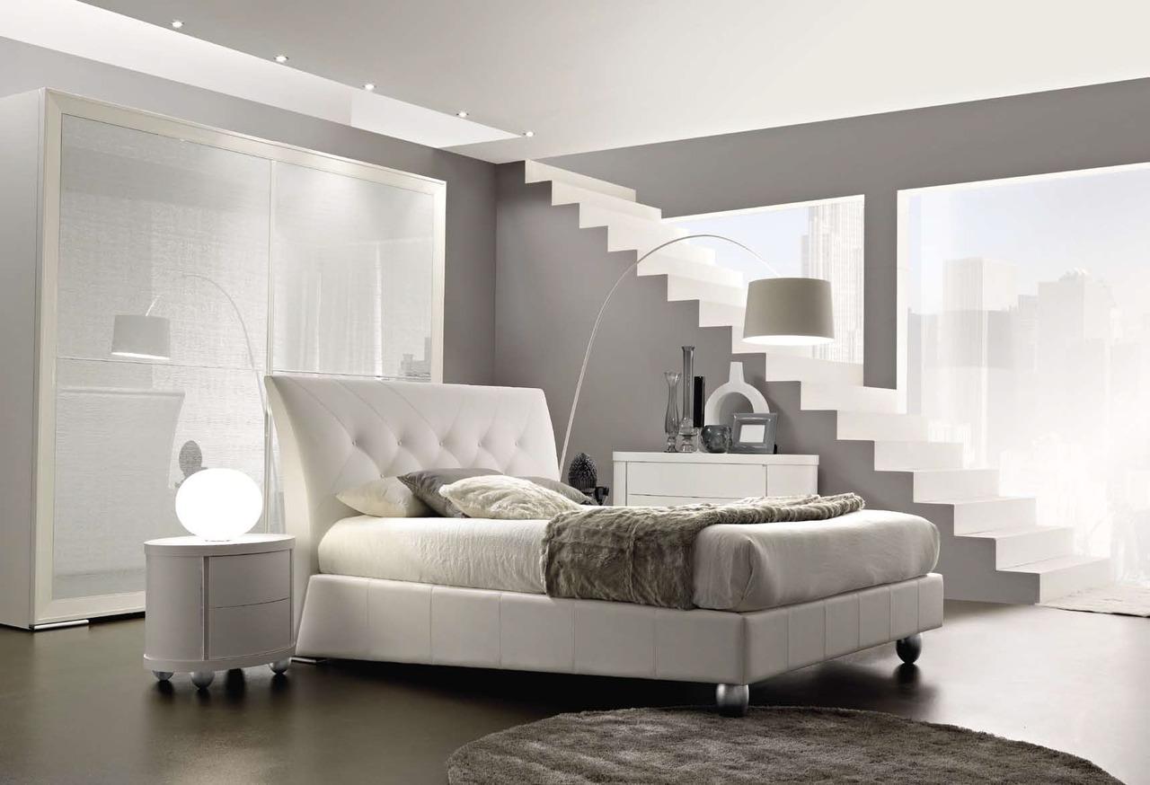 Спальный гарнитур в лаконичном дизайне