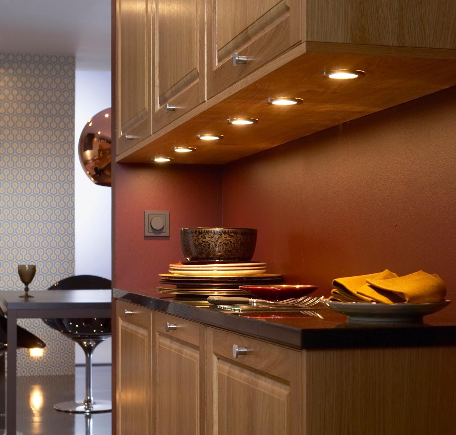 Мебельные LED-светильники