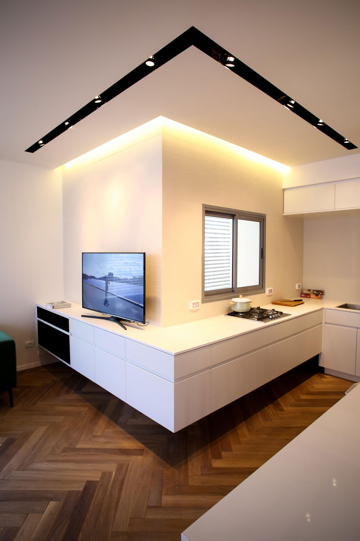 Потолок с led подсветкой