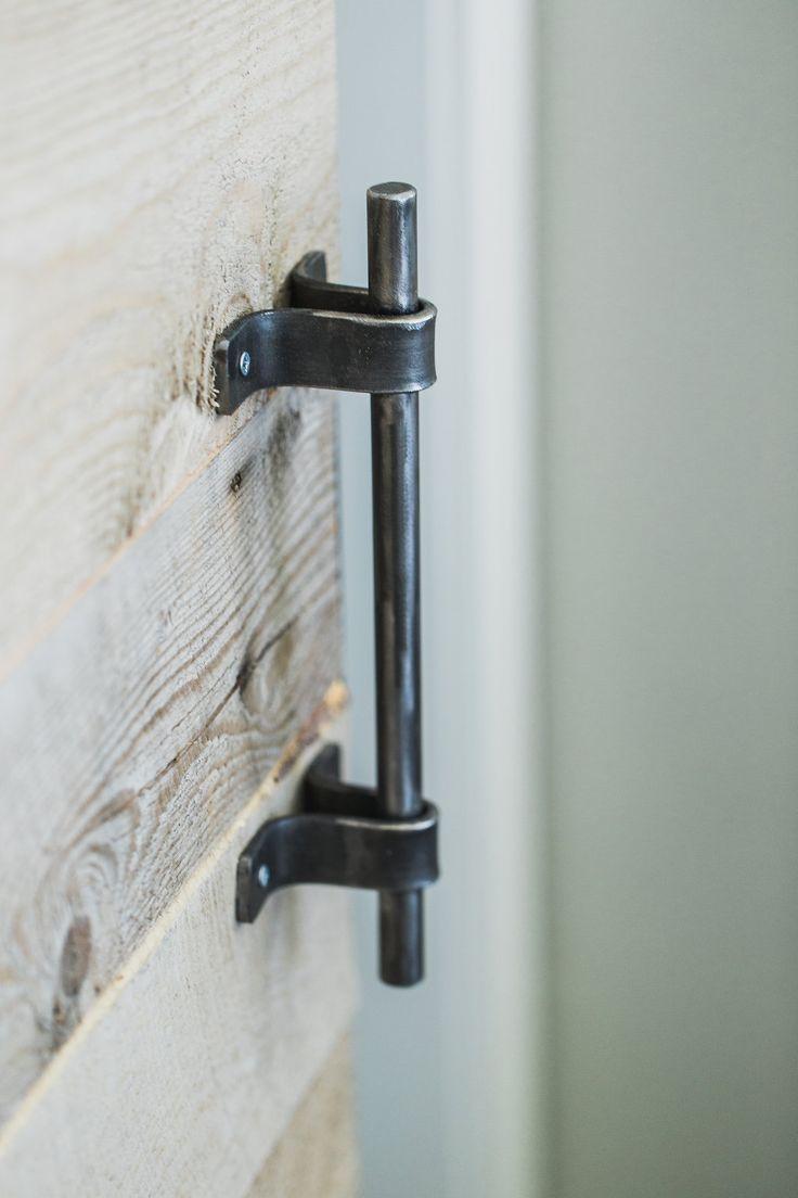 Ручка для межкомнатной двери в стиле лофт