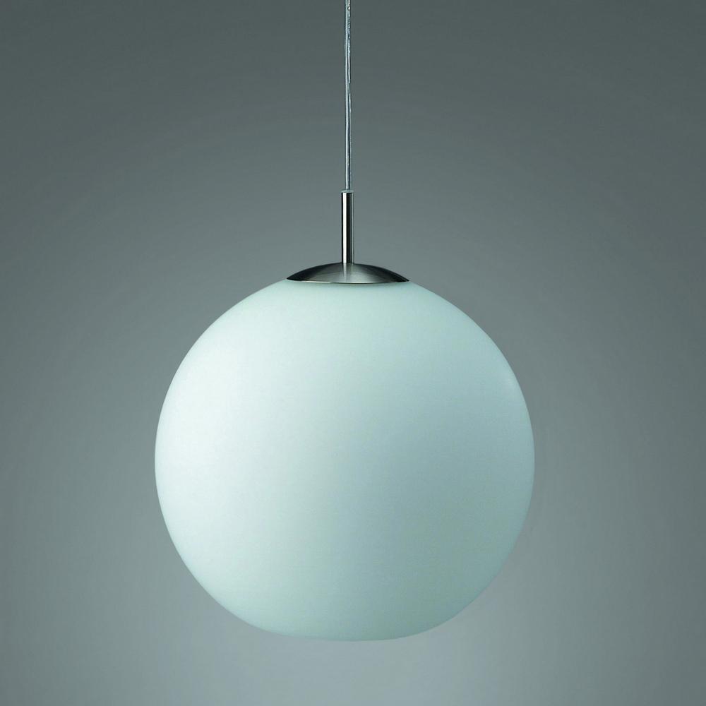 Люстра-шар с матовым стеклом