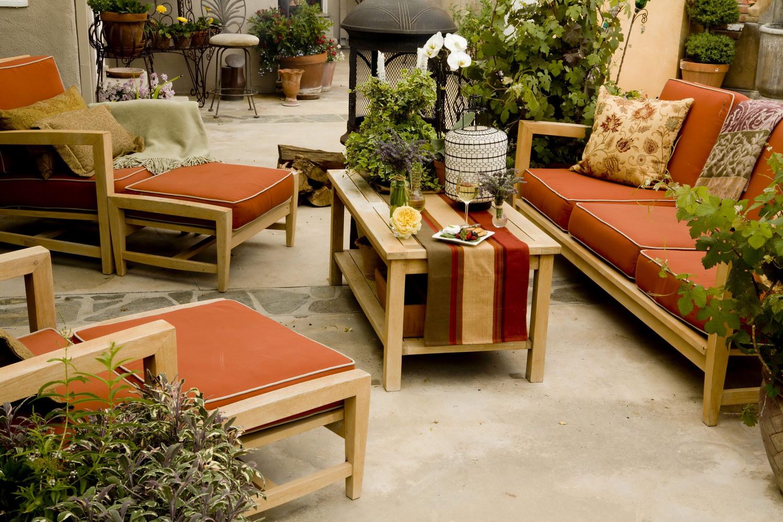 Мебель для патио